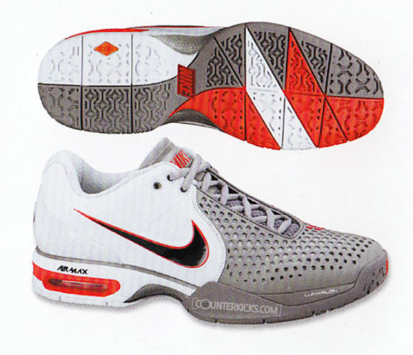best sneakers f10f6 c52e3 zapatillas nike courtballistec,08 Tennis Air Courtballistec 4.1 Grey NIKE