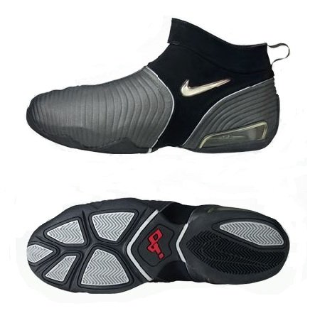 size 40 7155b 52e7d Una de las ideas más efímeras de Nike llegó en 2001 bajo las siglas MORF  (Multiple Option Replacement Footwear). En el juego entraban tres  zapatillas, ...