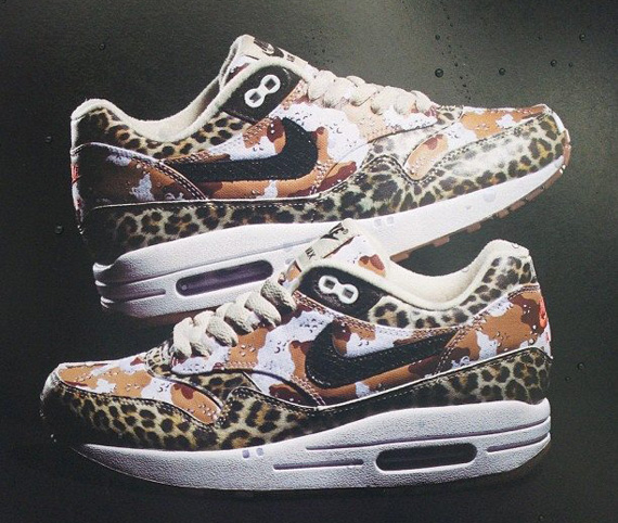 nike air max 1 leopard bestellen