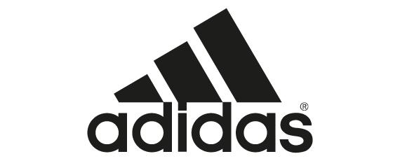 logotipo adidas dorado