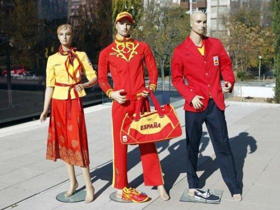 equipacion-españa-londres-2012
